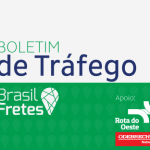 Boletim de Tráfego da Brasil Fretes – 09/06/2016