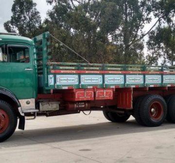 Caminhões antigos precisam ser adaptados para nova resolução da amarração de cargas